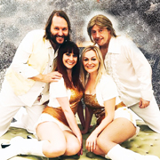 abba stars london 4 piece