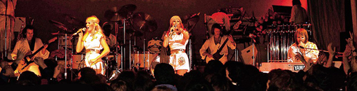 best abba tribute band uk