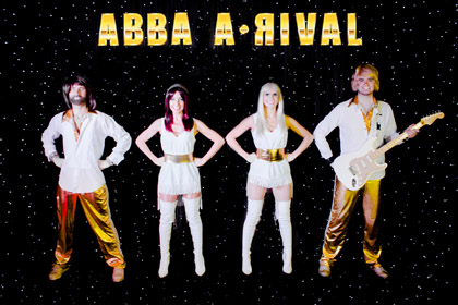 abba tribute band glasgow edinburgh